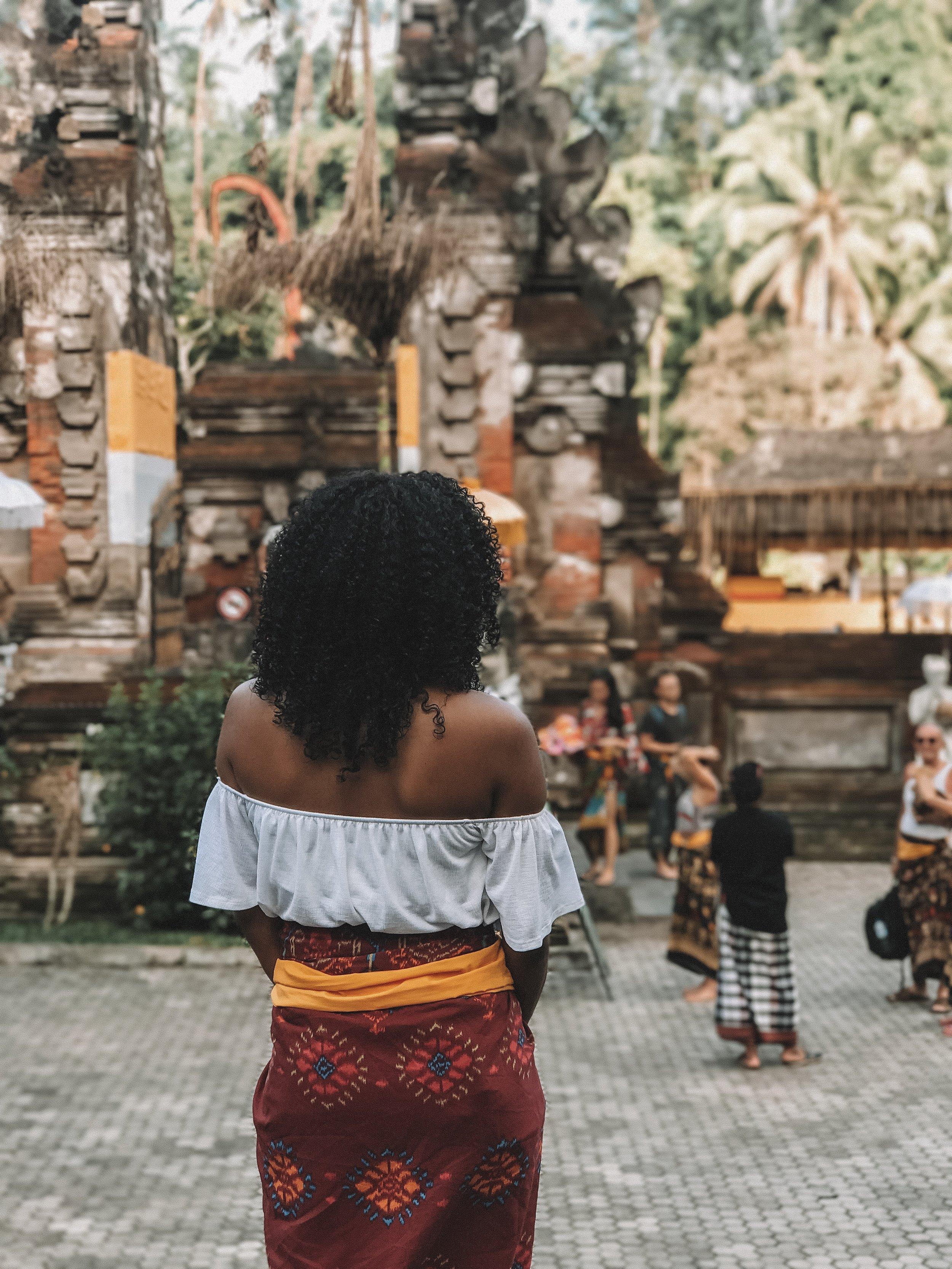 Bali temple | Helena Alyssa