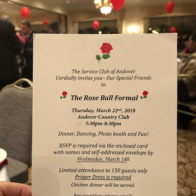Proud to have been associated with The Service Club of Andover for 24 years. One mission of the Club is to make life better for adults with developmental disabilities. So many worthwhile causes. What's your favorite charity?  #serviceclubofandover #andoverma #andovercountryclub #charitystartsathome #agentsofcompass #compass #giveback #specialadults