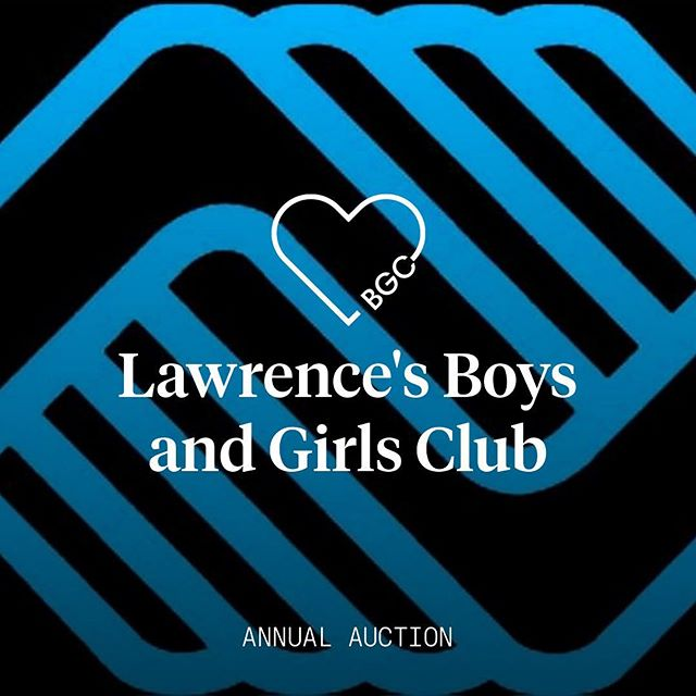 The Boys and Girls club of Lawrence creates an environment for young people to reach their full potential as productive, caring, responsible citizens. Join us at this year's annual auction on Saturday, April 7 and help support this worthy cause. #boysandgirlsclub #lawrenceboysandgirlsclub #andovema #agentsofcompass  #charitybeginsathome