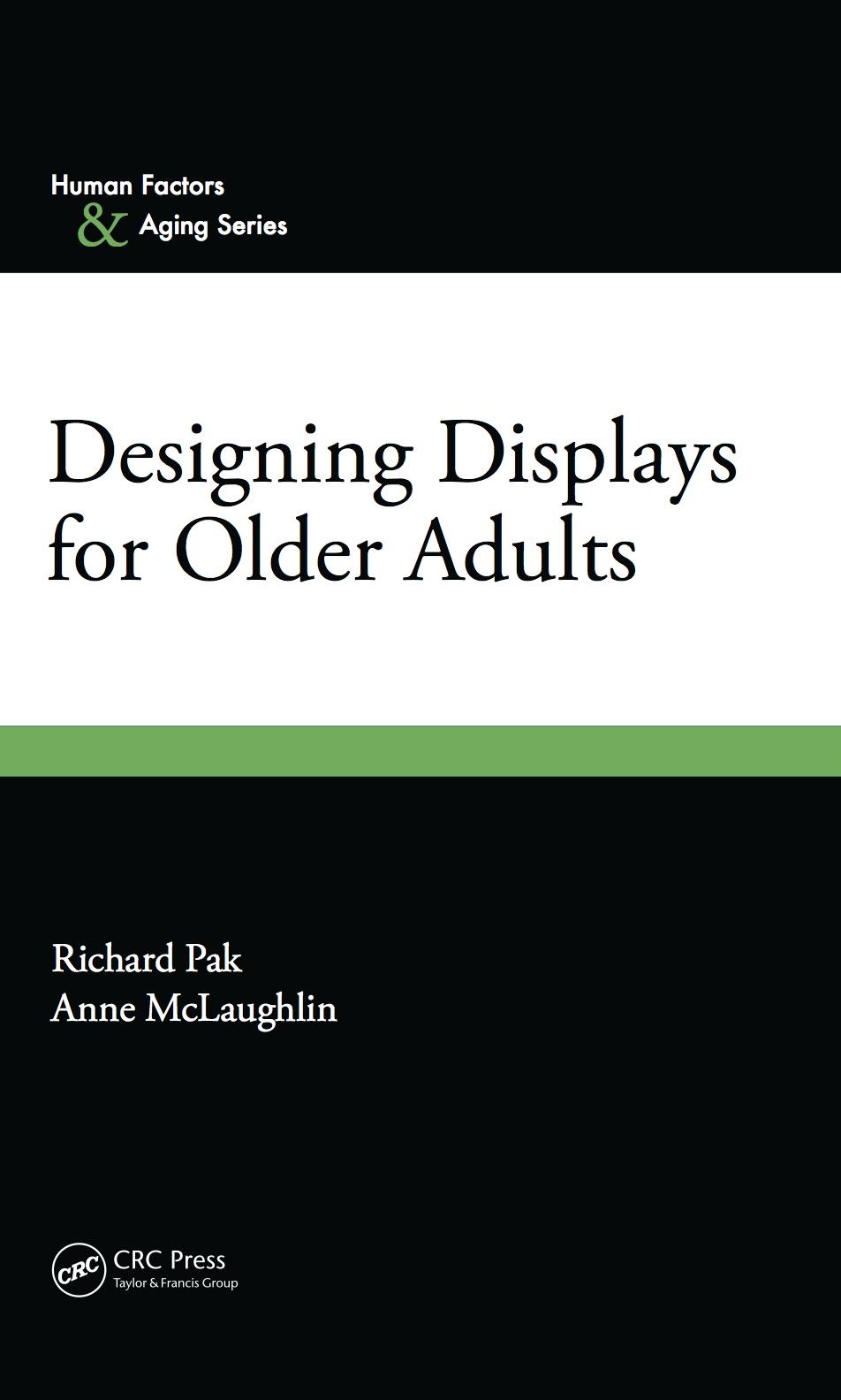 Designing Displays for Older Adults (2010)