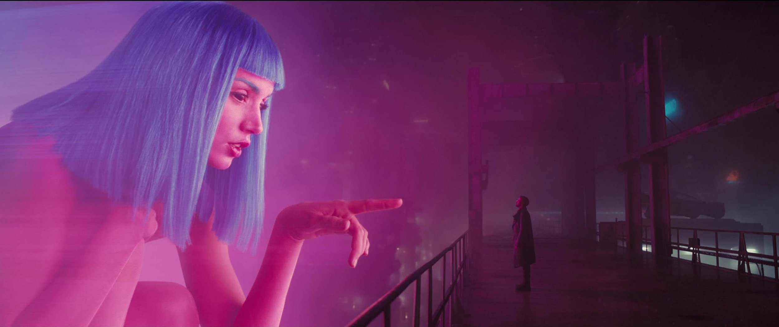 Blade Runner 2049 (2017).   Image source
