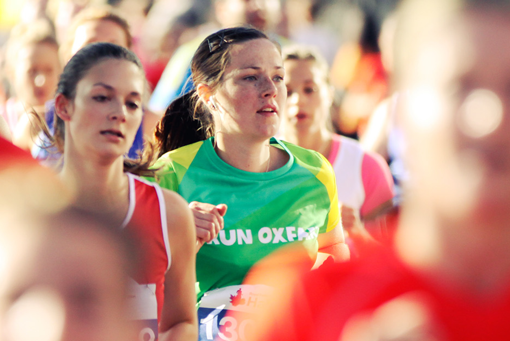 Run for Oxfam