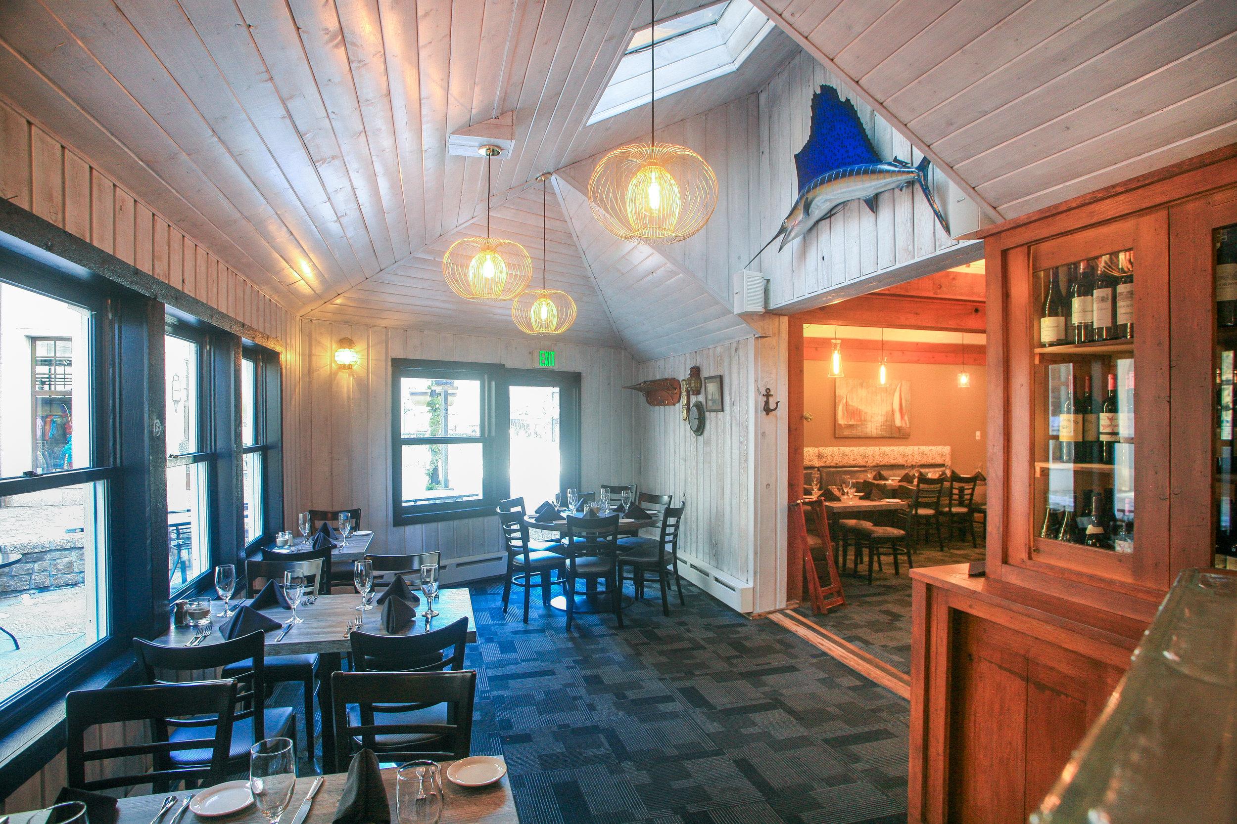 Montauk Vail Dining Room Entry