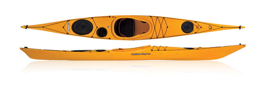 Capella 166:  The proven performance, plastic sea kayak with a long heritage within P&H Custom Sea Kayaks, the Capella 166 is a boat that has been there, done that.  This roto-moulded sea kayak will continue to prove its versatility in the Venture range offering true sea kayak handling - anywhere, anytime, any day!  Suitable for everything from relaxed expeditions on larger rivers, lakes and coastal areas, to open crossings and multi day trips in challenging conditions.