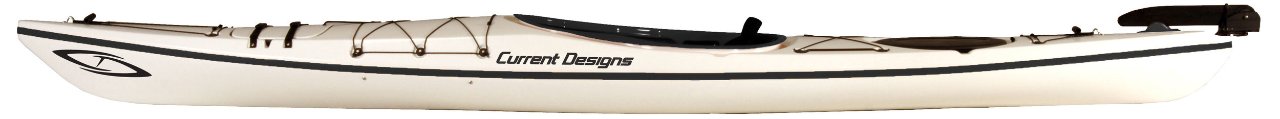 """Vision 140:  With just a little more room to spare, this 14' kayak is perfect for day tripping and week night paddles. Add the optional rudder for improved tracking and steering capabilities and you have a great kayak for both lakes and rivers. Length: 14' 0"""" Width: 24.00"""""""