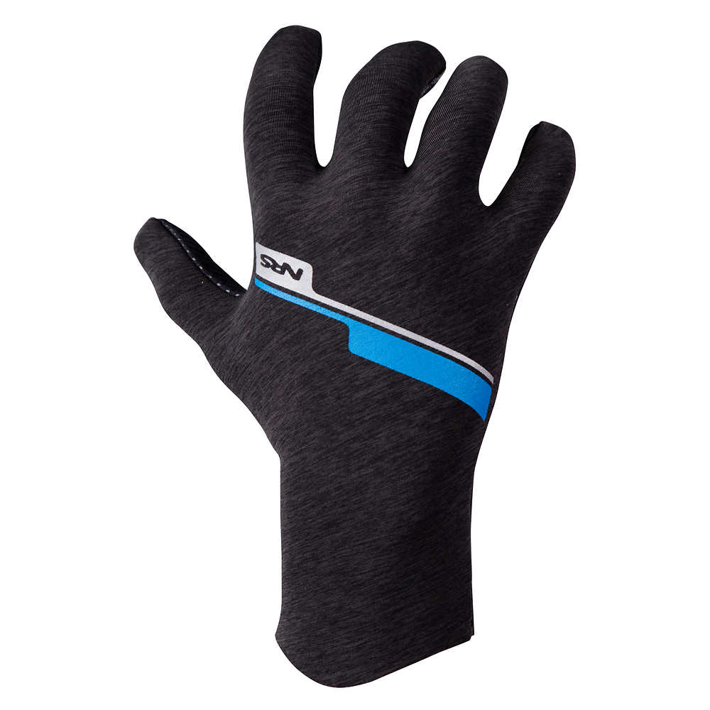 NRS Hydroskin Glove: When it's too cold to go gloveless, but you don't need winter protection, NRS Men's HydroSkin Gloves will cut the chill without sacrificing grip or feel. Less bulk, total comfort, just enough extra warmth.