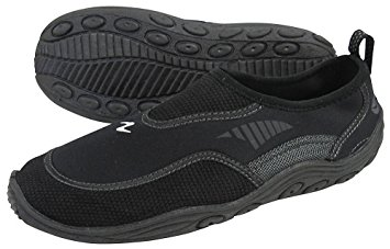 Aqualung Seaboard Watershoe:  The perfect watershoe for those who do not need the coverageand warmth of a traditional neoprene bootie. Great for recreational paddlers and SUPers enjoying warm days on the water.
