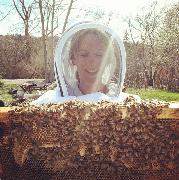 My bees!