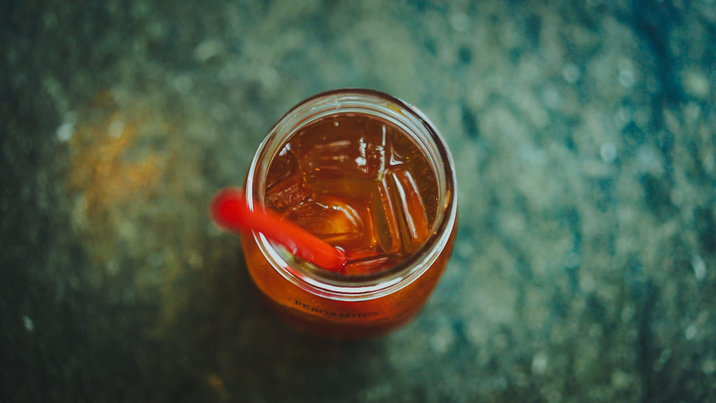 Natural Sparkling Ginger Soda