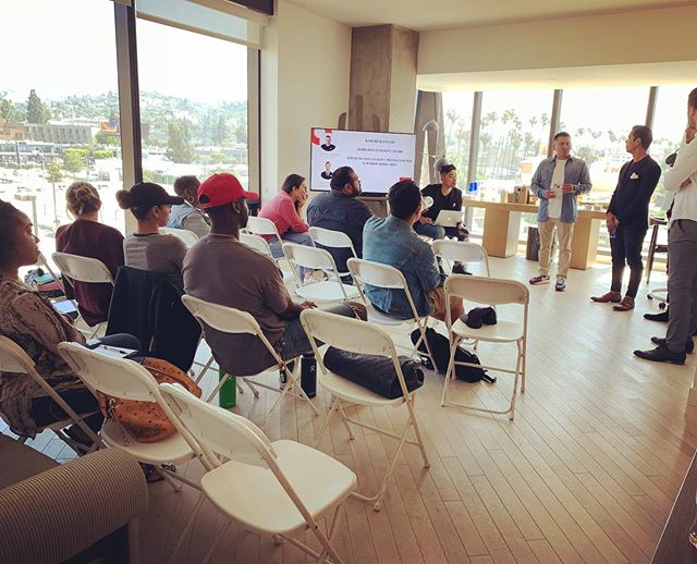 KIND Home Loans hosting a first time homebuyers seminar this morning for our realtor partners @kaserealestate at the @kindhomeloans Hollywood office. We had 15 people come by looking to get Pre approved and start their journey of Homeowhrsip with as little as 0 down🏡  #realestate #mortgage #kase #kindhomeloans #success #business #mdlla #mdl #topproducers #realtor #lender #comarketing #growth