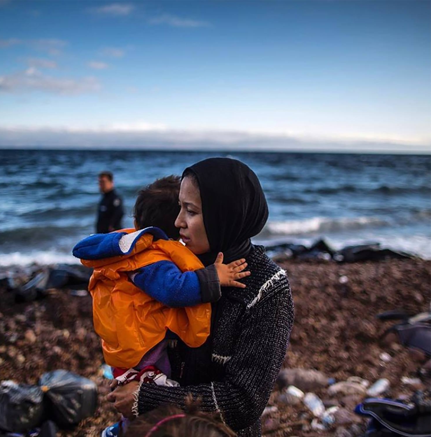 Photo credit: Help Refugees