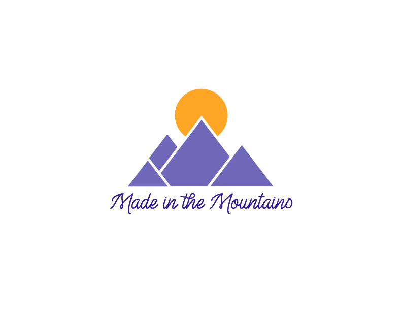 Made in the Mountains Logo