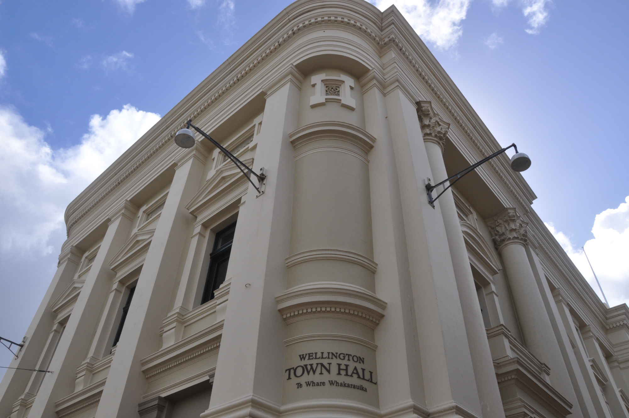 Today the Hall still stands as a beautiful historic building.