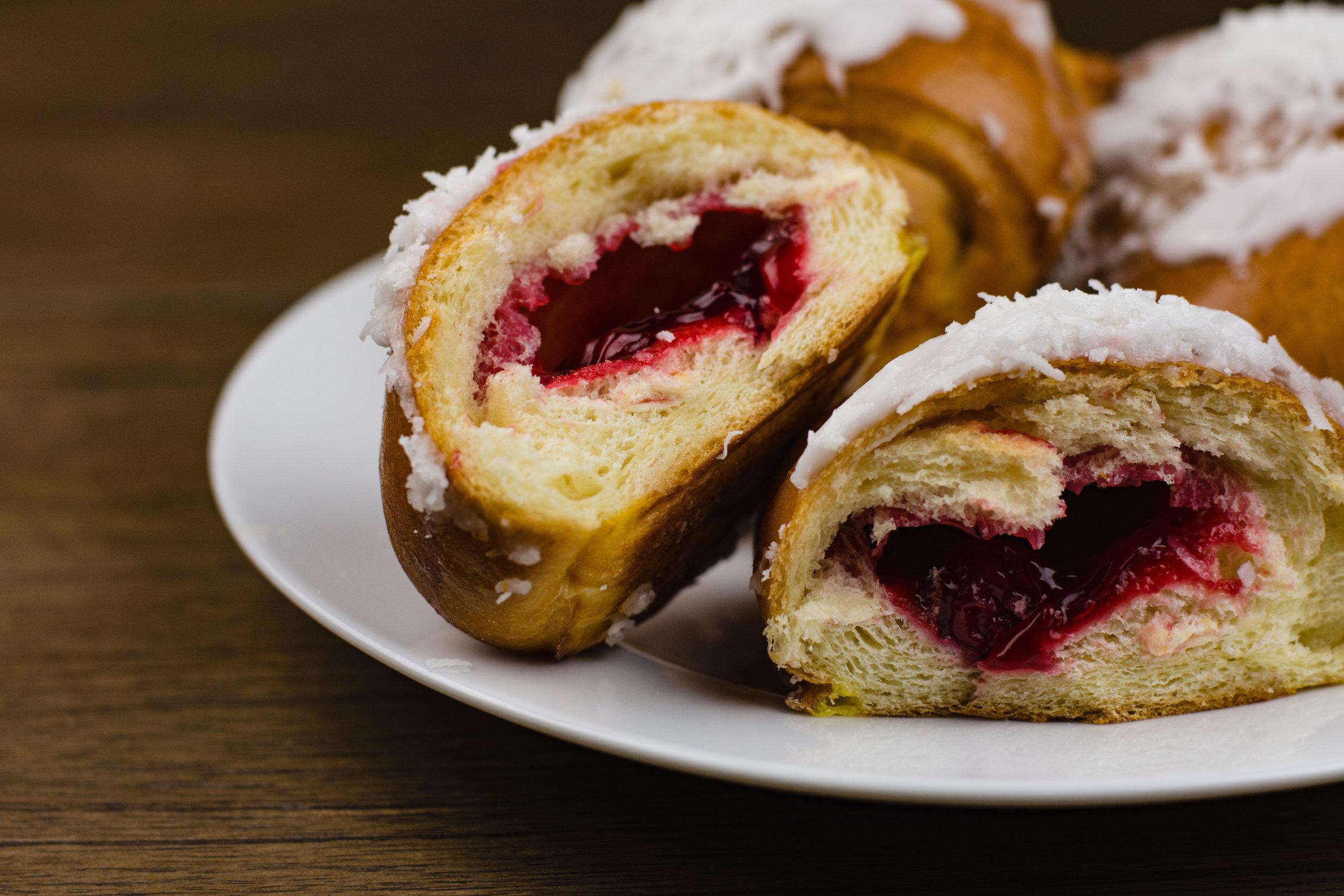 Cherry Pirozhok