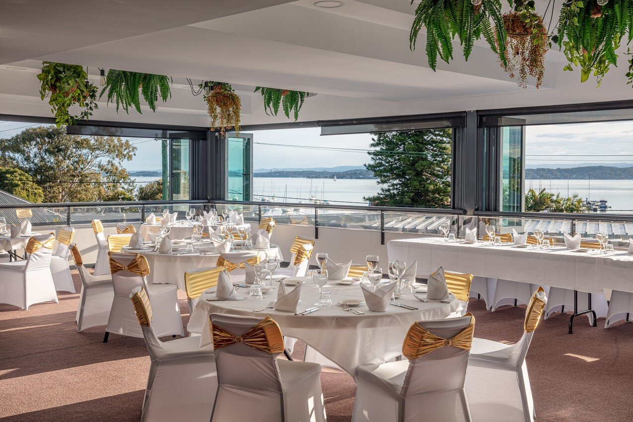 Functions - Explore the Lake View Room with unobstructed water views