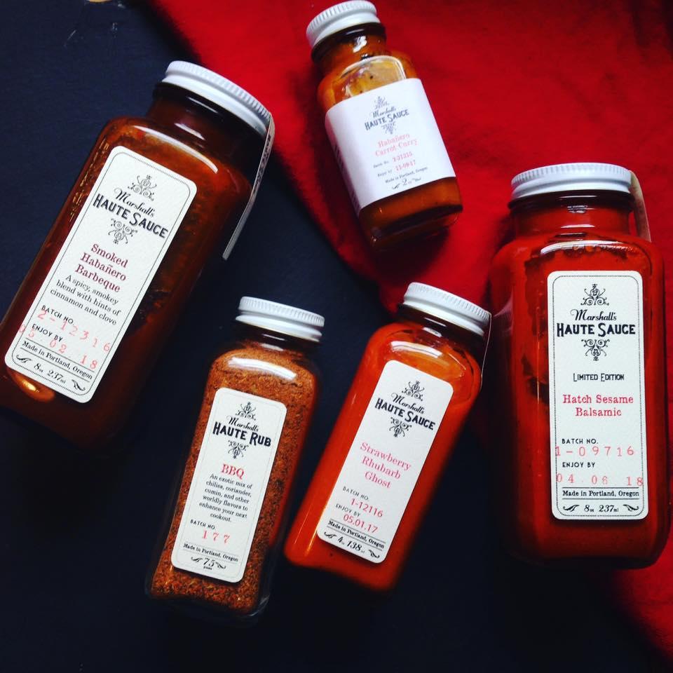 Marshall's Haute Sauce -