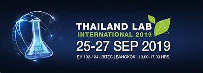 MEET US AT THAILAND LAB BOOTH M 33 ,25-27 SEPTEMBER 2019