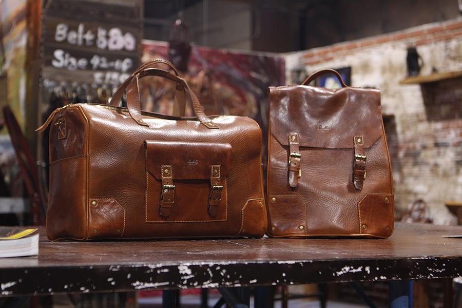 Gregory Duffle & backpack