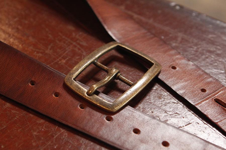 Brass in English Tan.