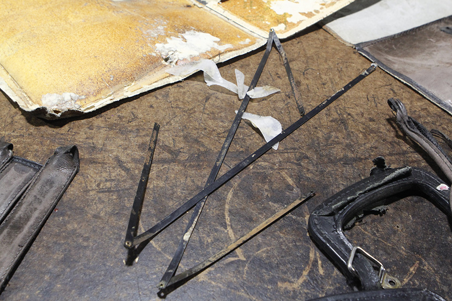 Leather Repair Los Angeles