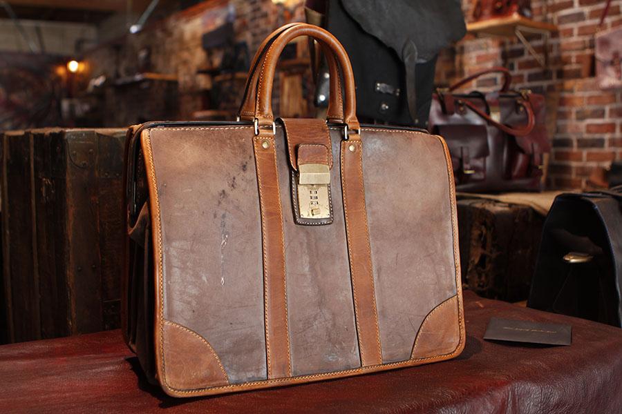 Handmade Briefcase