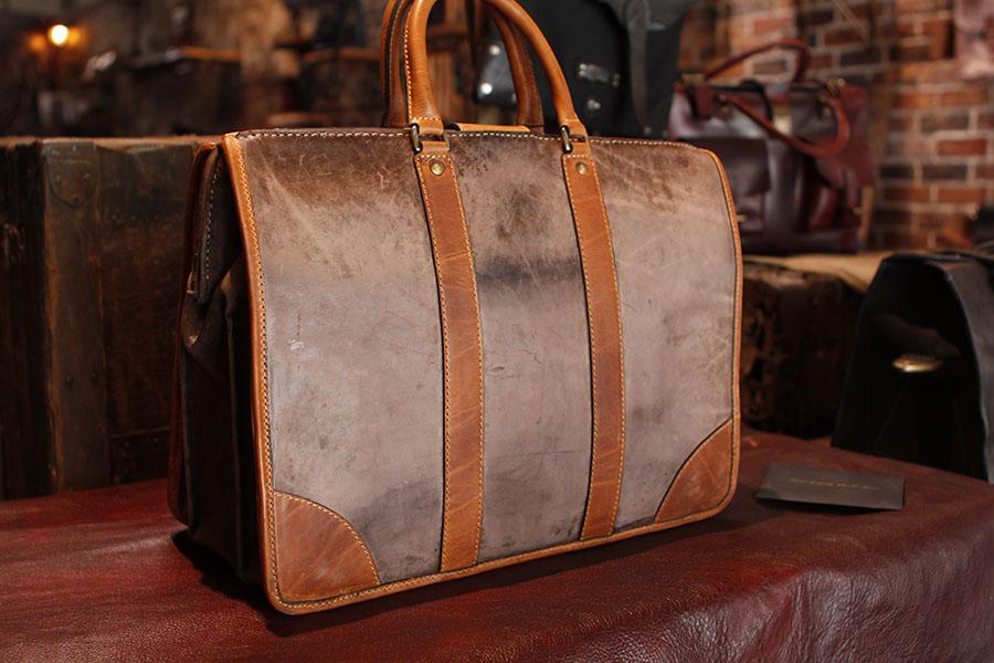 Briefcase Restoration