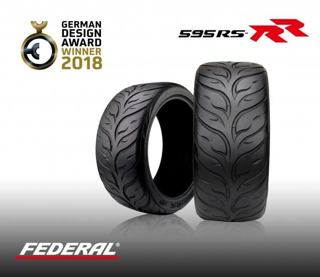 Federal 595-RSRR