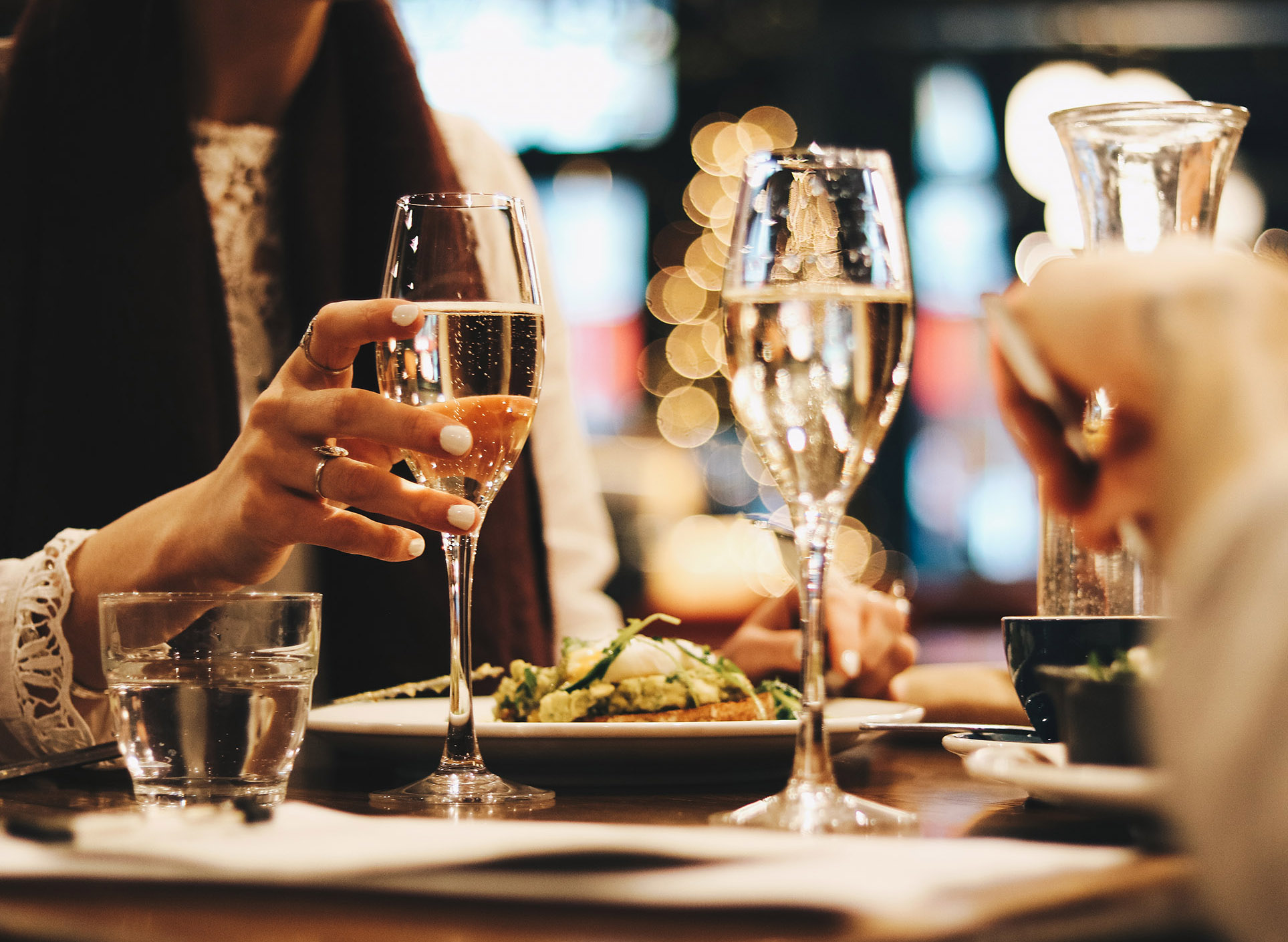 Prosecco Brunch at BEAR Derby