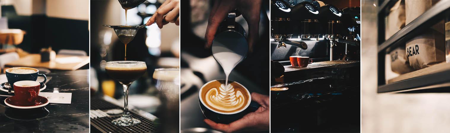 Coffee photos banner