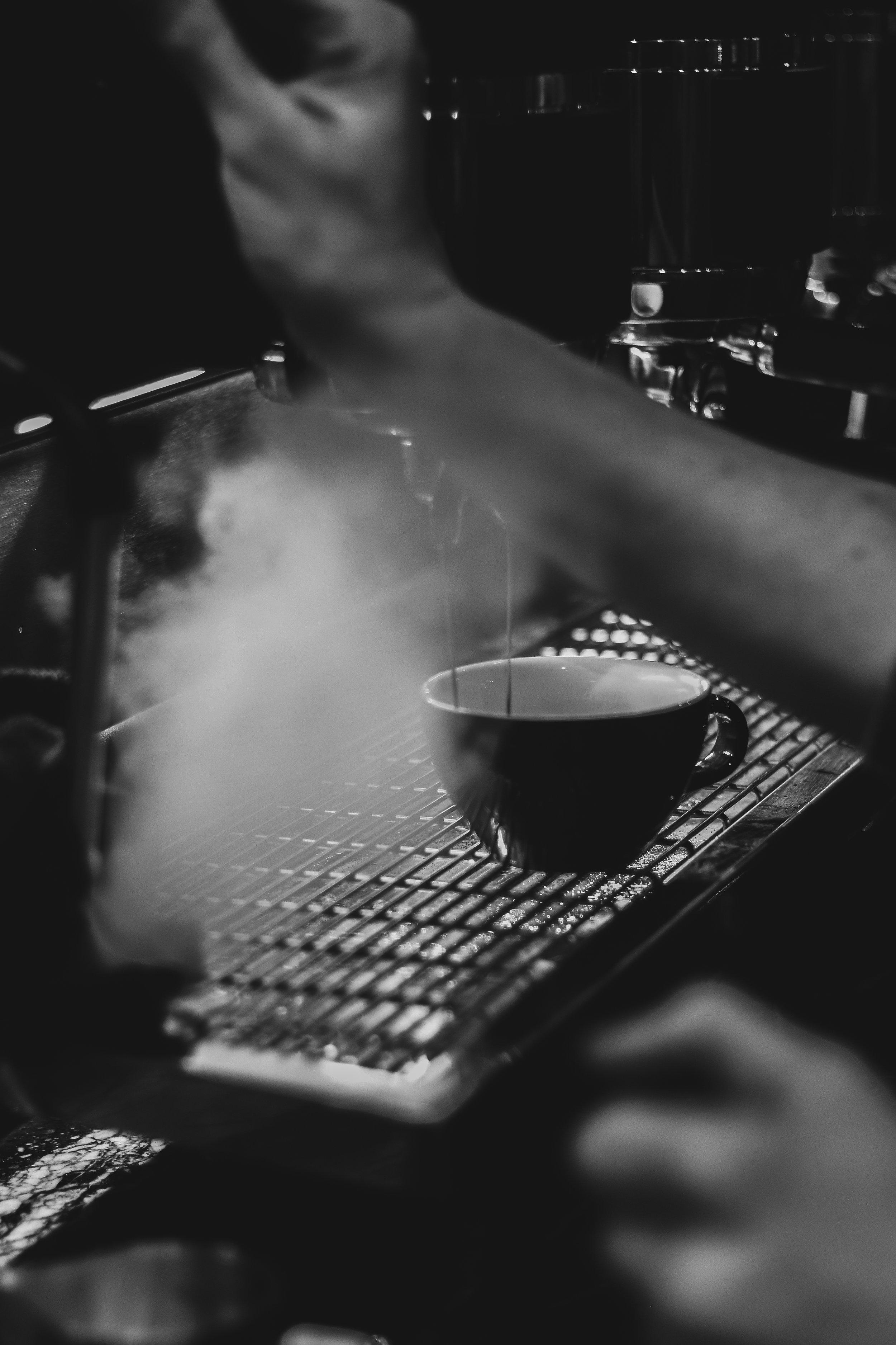 Coffee Machine in Derby