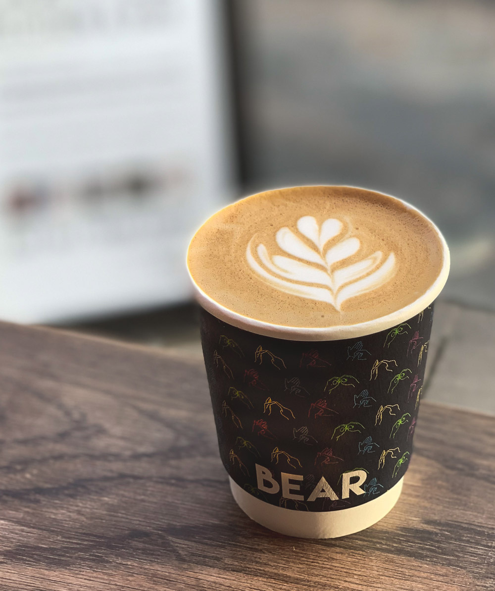 Latte art skills by Joe, one of our fabulous baristas in Uttoxeter. Click on the image above to see more from him!