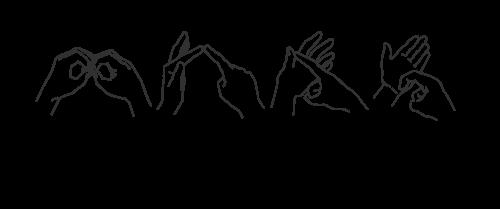BEAR Sign Language