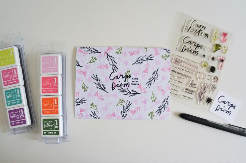 Carpe Diem Greeting Card by Laura Rahel (1)_1.jpg