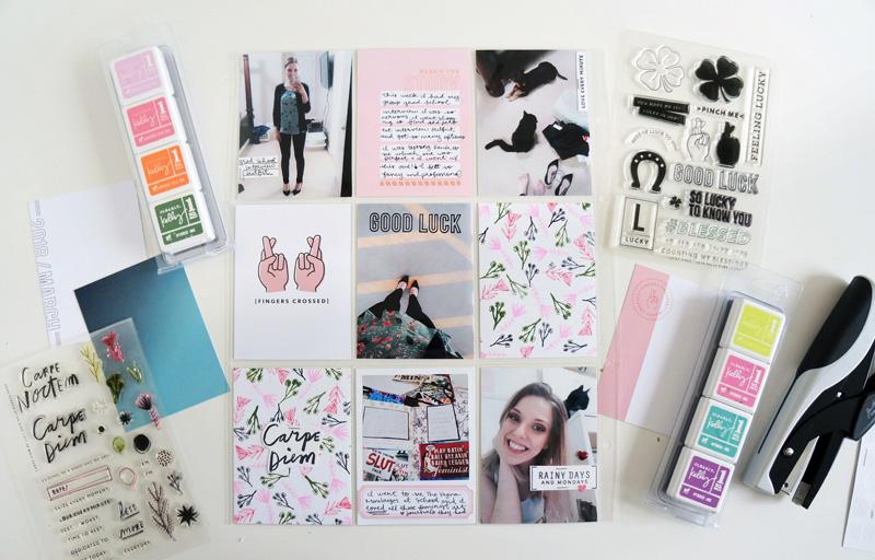 Laura Rahel Project Life 9x12 page using Kelly Purkey kits (5)_1.jpg