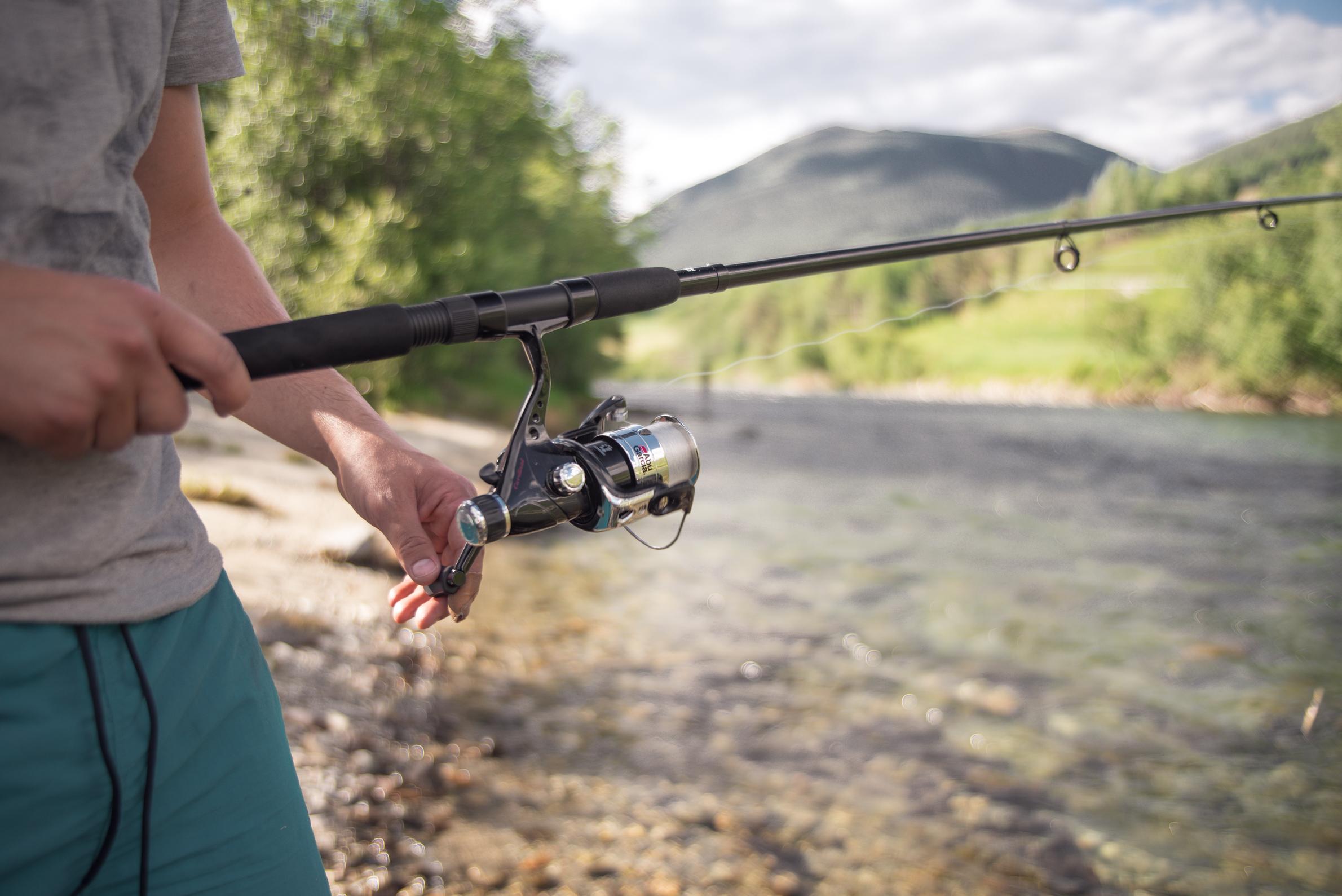 Fiskemuligheter - Fiske i Gudbrandsdalslågen eller fjellvann