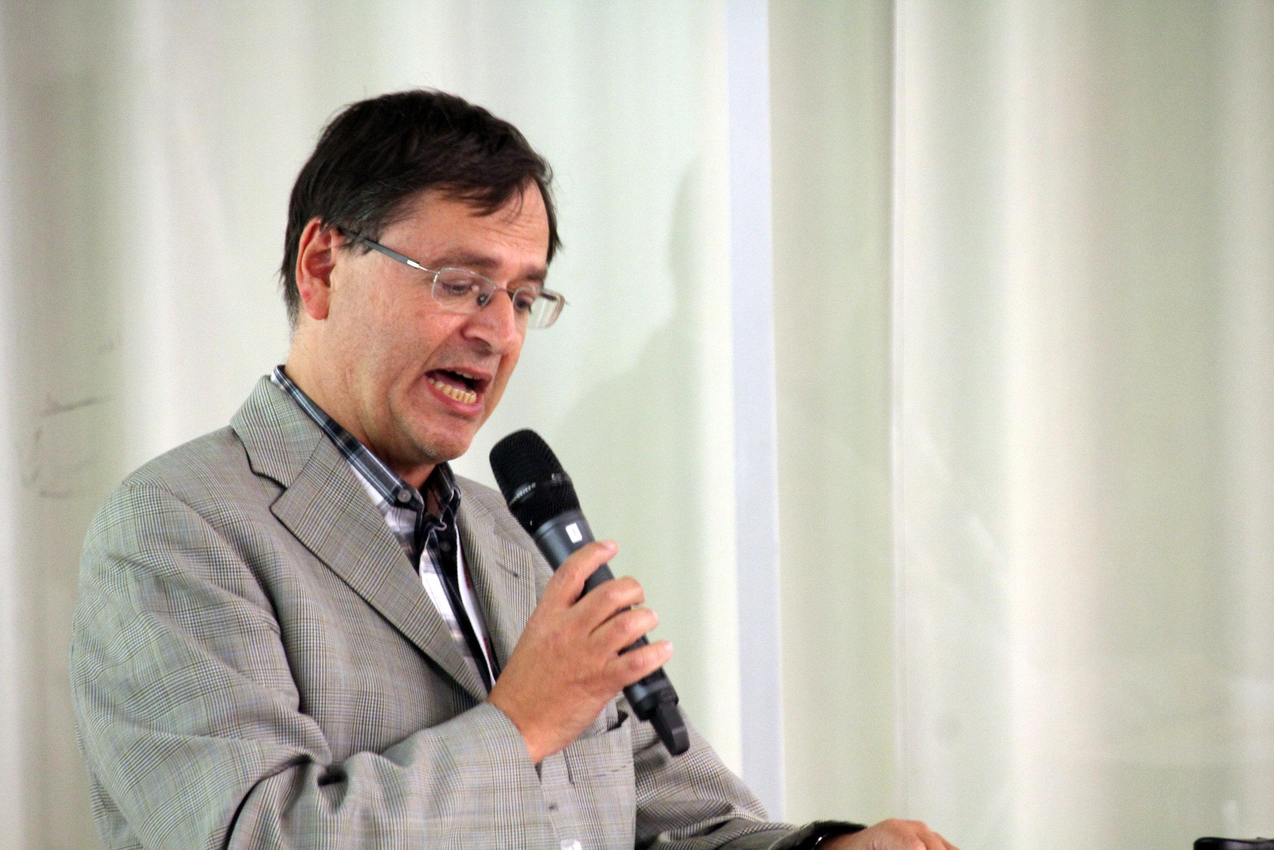 Welcome Address by Thomas Gartmann (Berne)