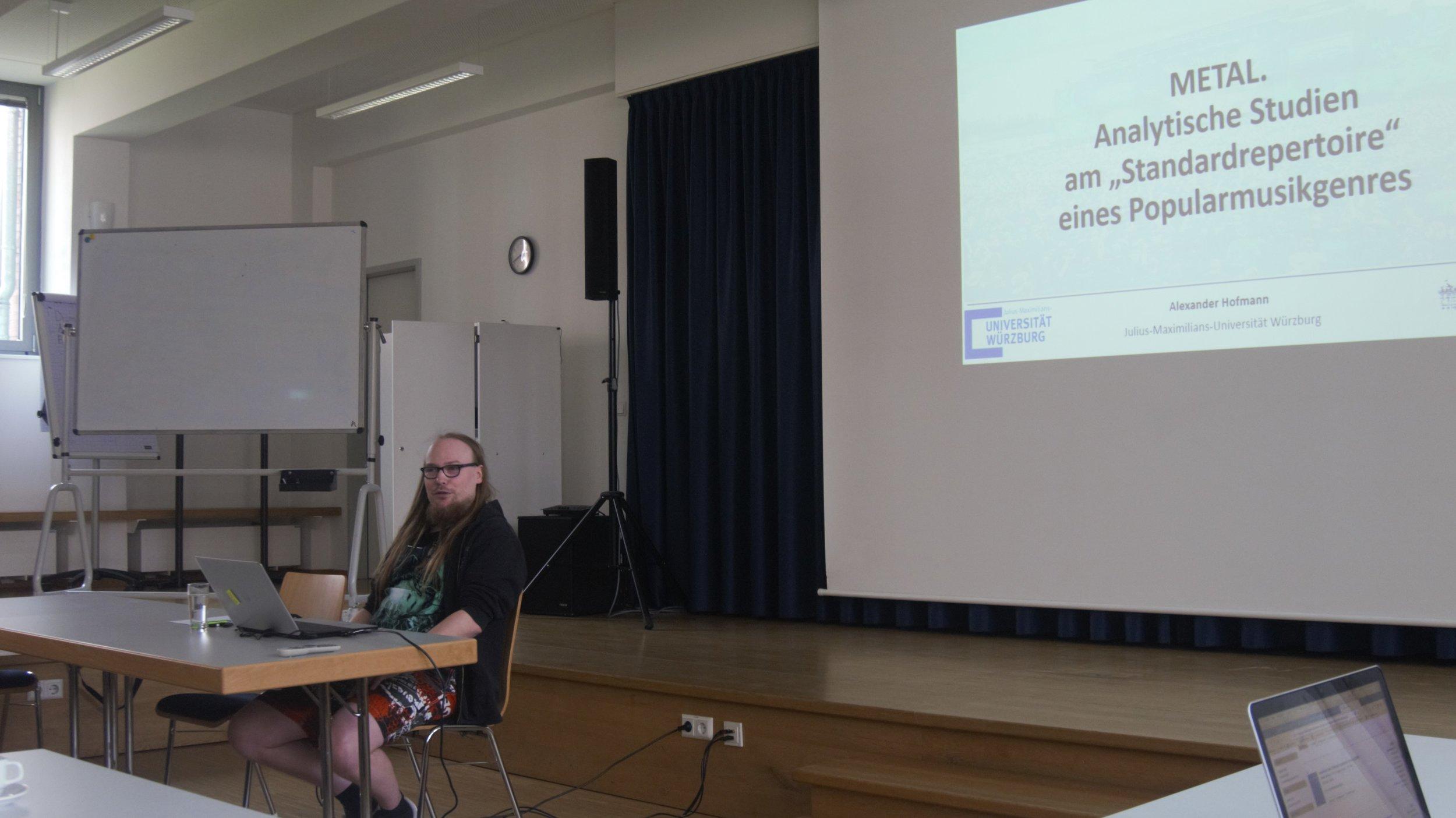 CMP Braunschweig 17.05.2019 - Alexander Hofmann (Universität Würzburg)