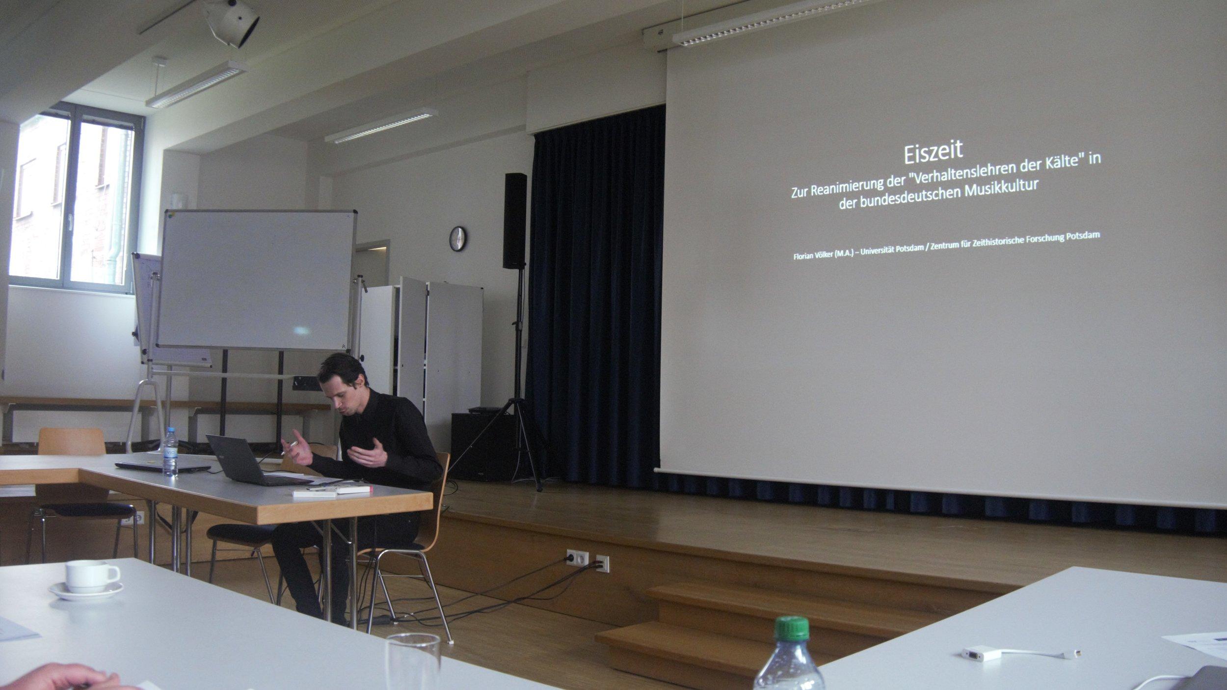 CMP Braunschweig 17.05.2019 - Florian Völker (Zentrum für Zeithistorische Forschung, Potsdam)
