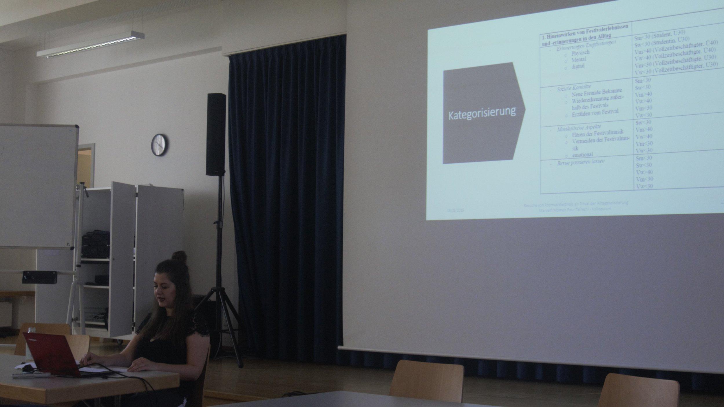 CMP Braunschweig 18.05.2019 - Maryam Momen Pour Tafreshi (Universität Paderborn)