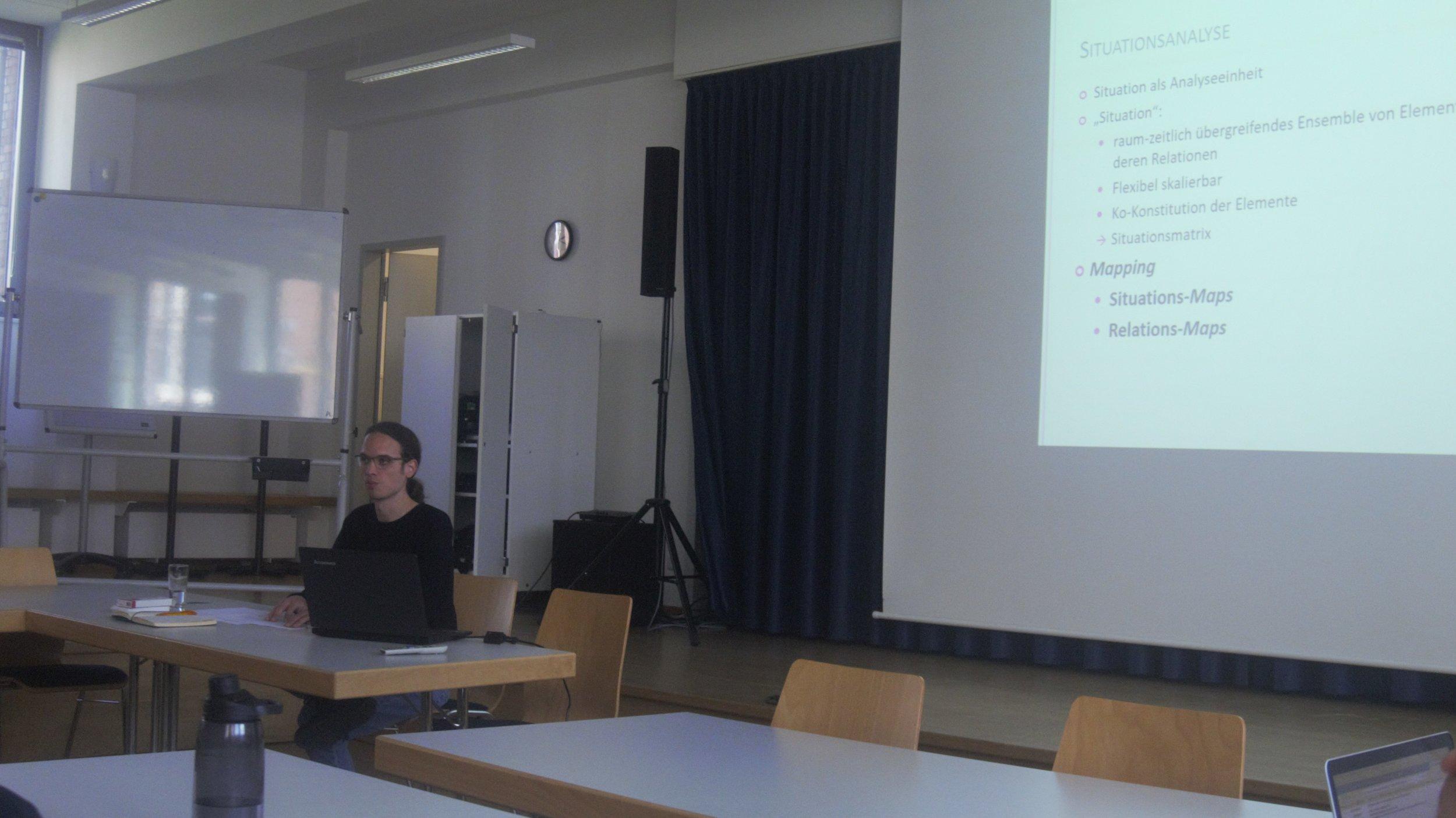 CMP Braunschweig 18.05.2019 - Daniel Suer (Universität Siegen)