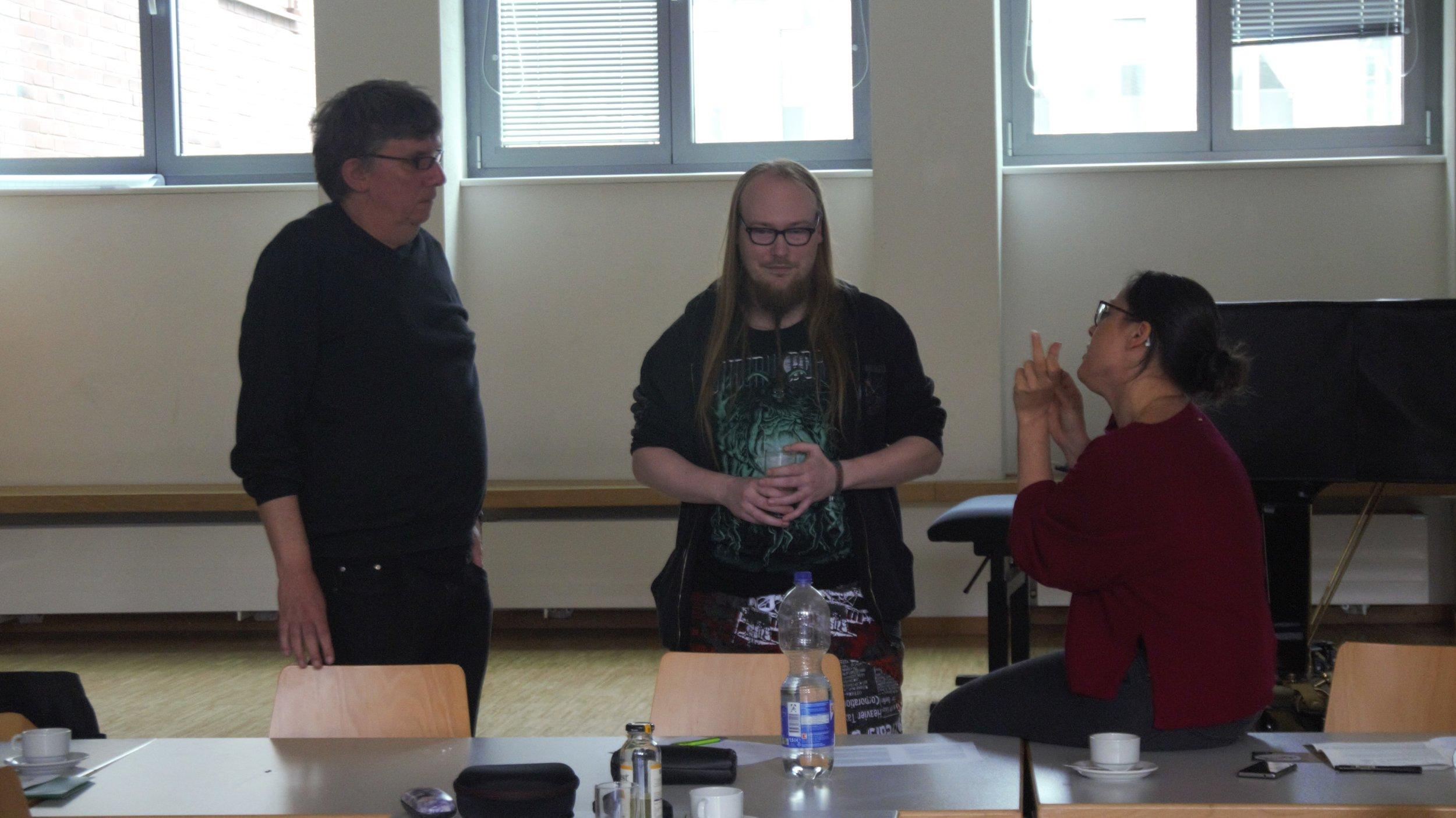 CMP Braunschweig 17.05.2019 - Metal Debatte