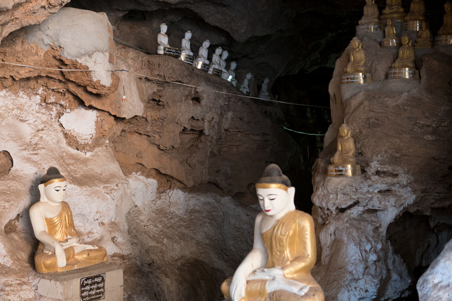 Htet Eain cave temple