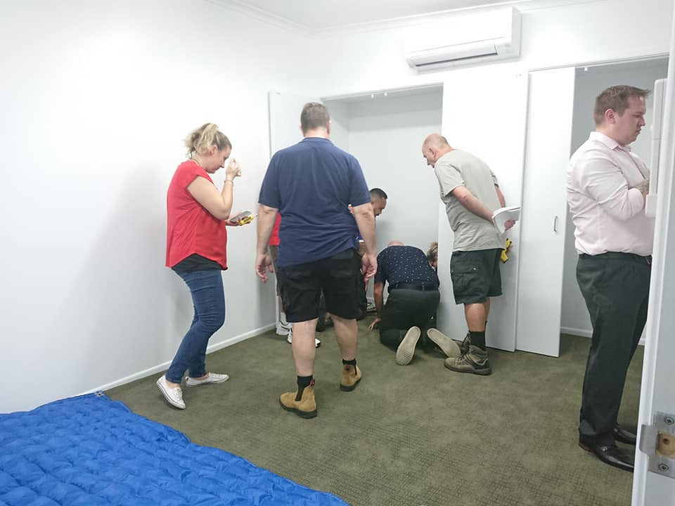 Flood and mould assessment course, Mackay, ACRA 1.jpg