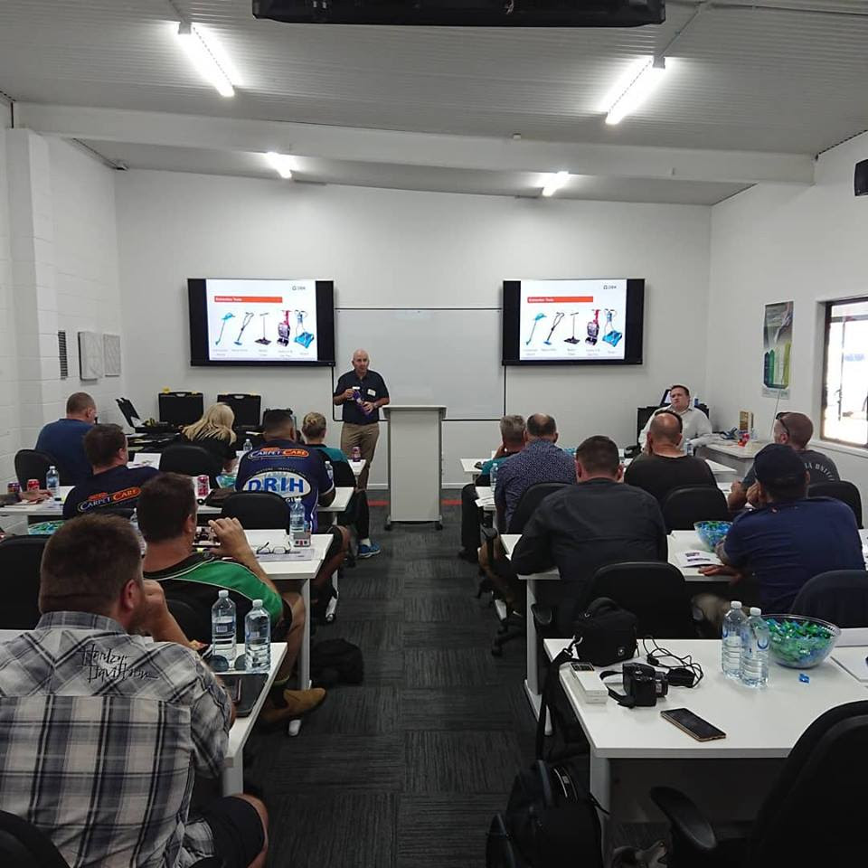 Flood and mould assessment course, Mackay, ACRA.jpg