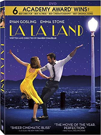LaLa Land DVD cover