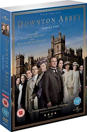 Downton Abbey DVD cover