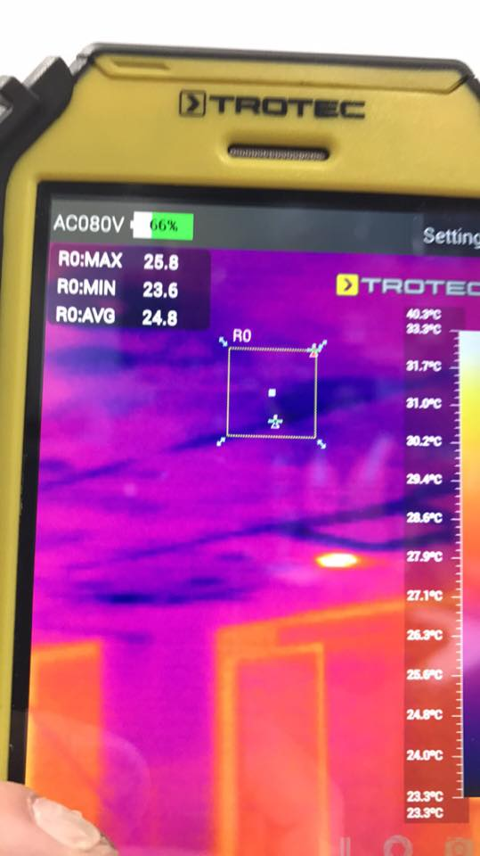 Trotec Tablet Infrared Camera