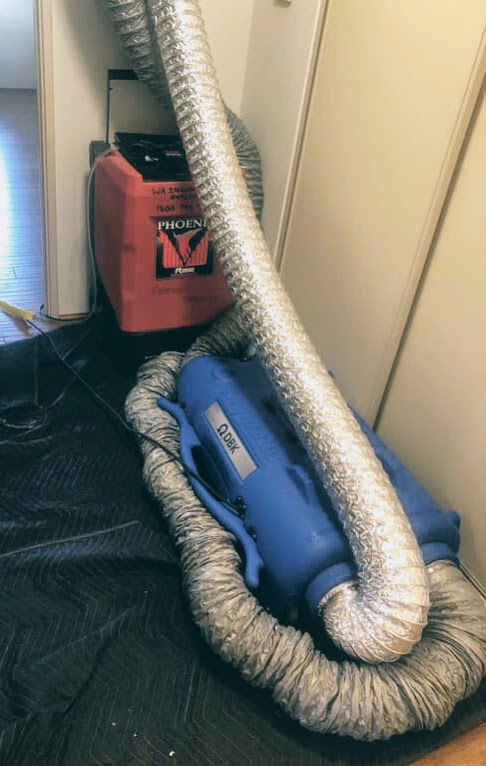 Drymatic 2 to the rescue, Drymatic Australia Job of the month Feb 2019 Jason Childs (1).jpg