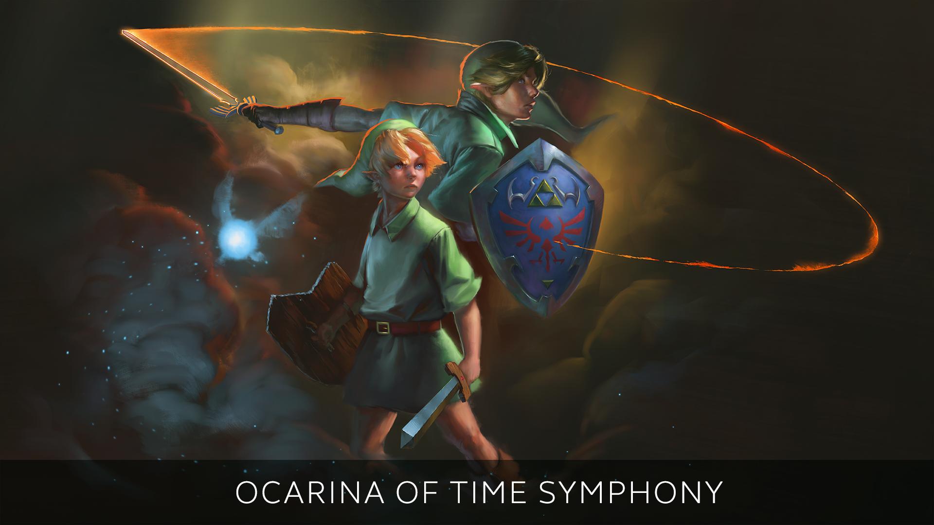 Zelda: Ocarina of Time — Trend Orchestra