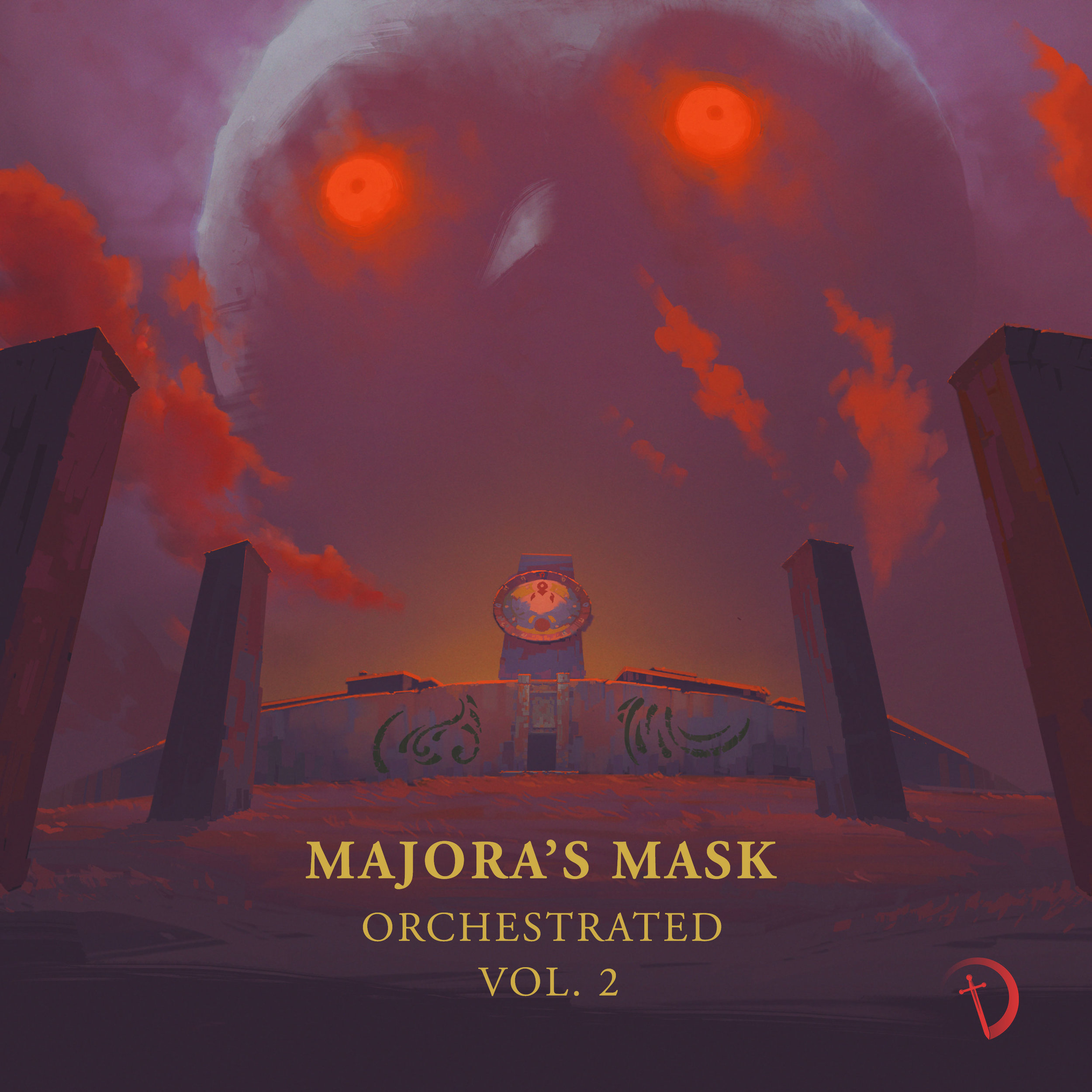Majora's Mask Orchestrated Vol.2  - Following on from vol.1 released years ago in 2015 when I was just about finding my feet with the Trend Orchestra, this second volume of tracks selected from the Majora's Mask soundtrack aim to take you to new nostalgic heights. Stronger arrangements, clearer mixes, better recordings. I really hope it brings back some memories for you.
